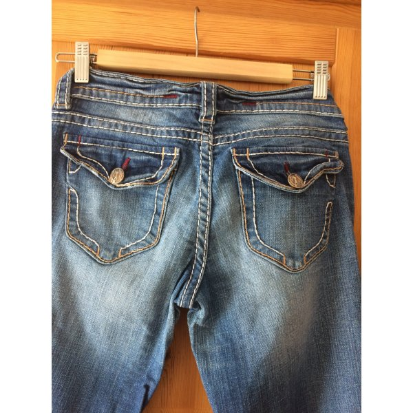 MEX Jeans mit Stretch