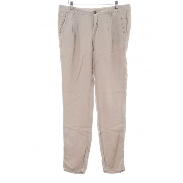 Mexx Chinohose wollweiß Casual-Look