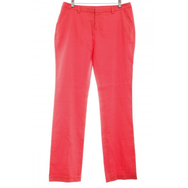 Mexx Chinohose neonrot Casual-Look