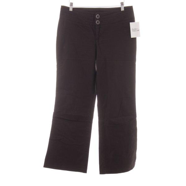 Mexx Schlaghose schwarz Jeans-Optik