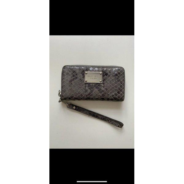 Michael kors Geldbeutel und Handycase Grau Tasche
