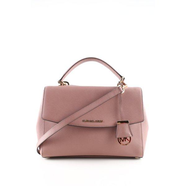 Michael Kors Handtasche pink Business-Look