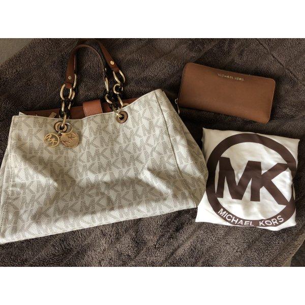 Michael Kors Handtasche + Geldbörse