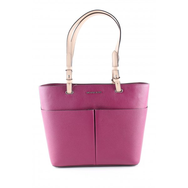 Michael Kors Henkeltasche pink Business-Look