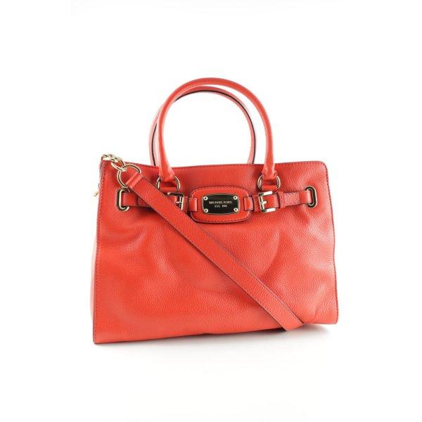 "Michael Kors Carry Bag ""Hamilton"" red"