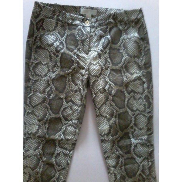 Michael Kors Hosen mit Schlangen Print