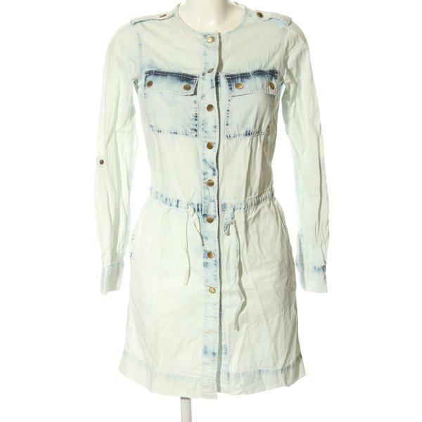 Michael Kors Jeanskleid blau Casual-Look