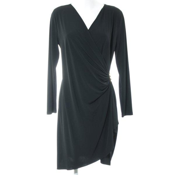 Michael Kors Jerseykleid schwarz Elegant