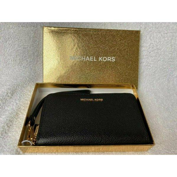 Michael Kors Jet Set Large Flat Phone Case/Portemonnaie