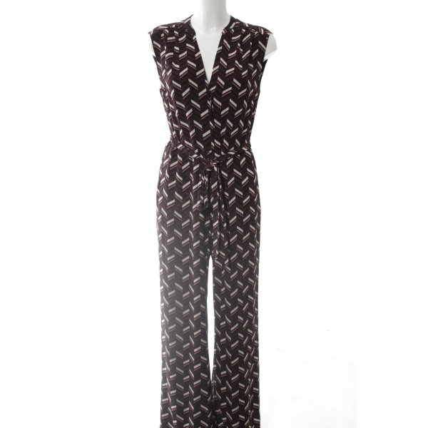 Michael Kors Jumpsuit grafisches Muster Casual-Look