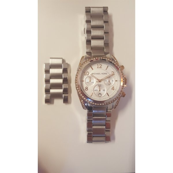 Michael Kors Original Uhr Chronograph