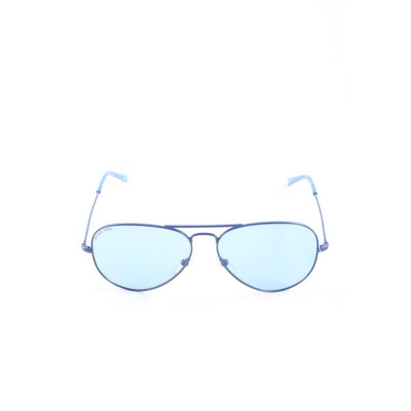 Michael Kors Pilot Brille blau Casual-Look