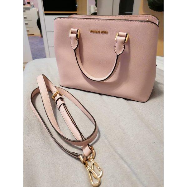 Michael Kors Satchel pink leather