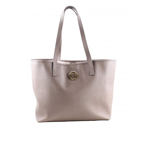 Michael Kors Shopper braun Business-Look