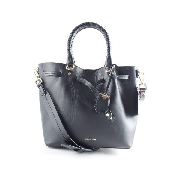 "Michael Kors Shopper ""Blakely MD Bucket Bag Black"" schwarz"