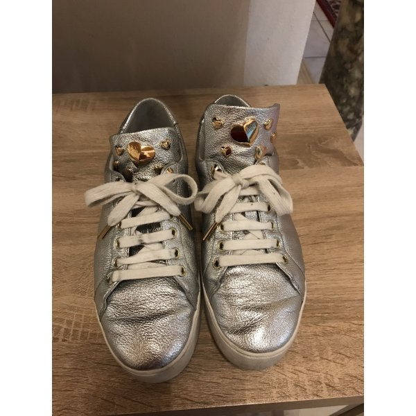 Michael Kors sneaker Silber