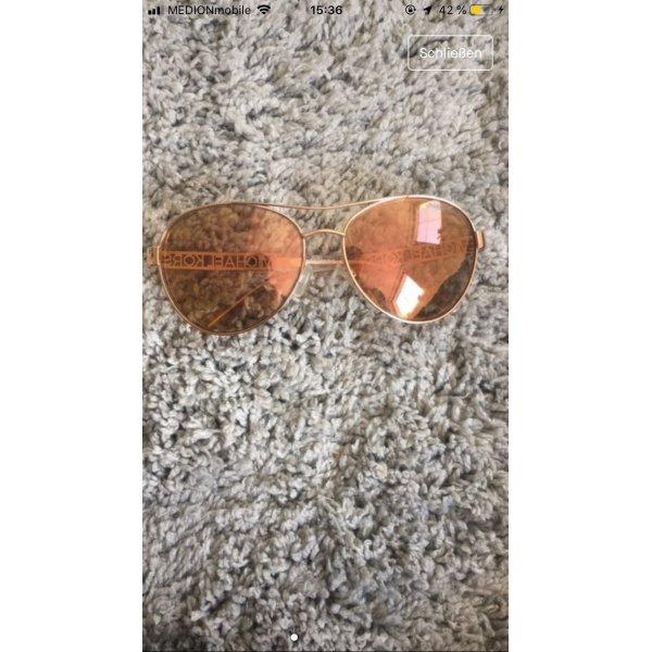 Michael Kors Sonnenbrille in Roségold