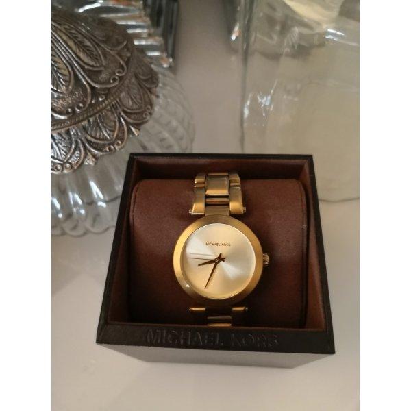 Michael Kors Uhr mattgold