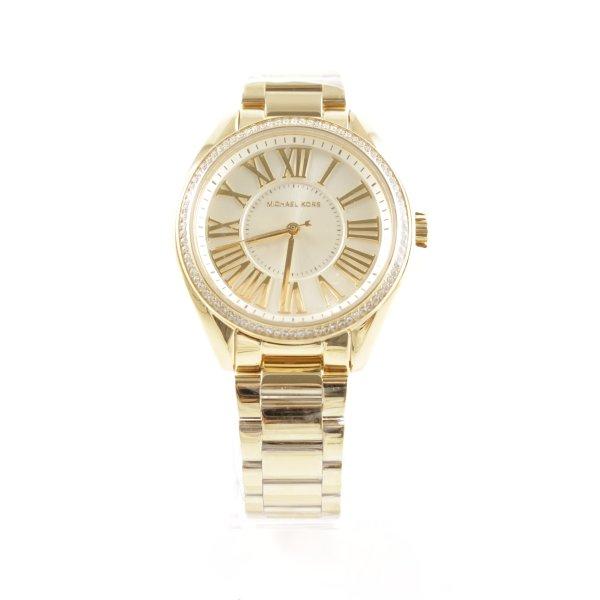 """Michael Kors Uhr mit Metallband """"MK3568 Ladies Metals Kacie Gold"""" goldfarben"""