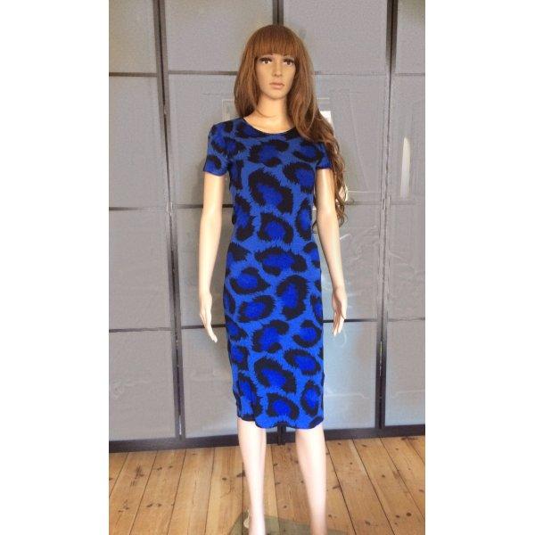 Midi-Kleid mit Rücken Cut out