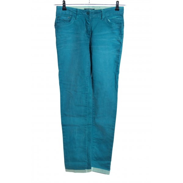 Million X Women High Waist Jeans blau Casual-Look