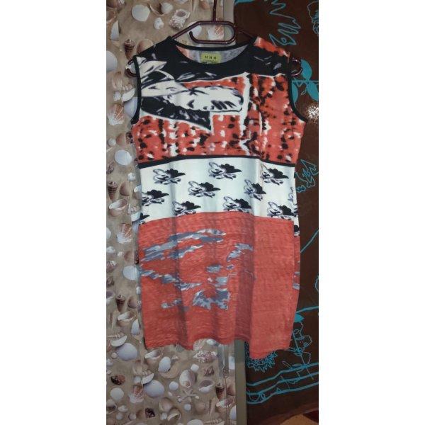 Mini Kleid ohne Ärmel