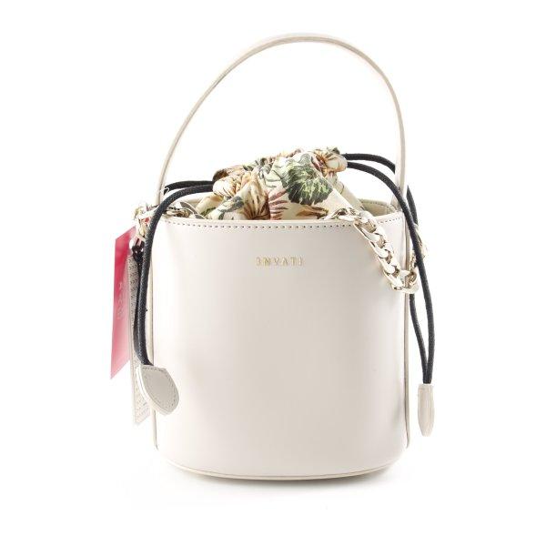 Minitasche hellgrau Elegant
