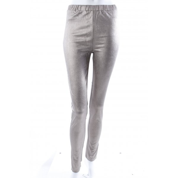 Minkpink Leggings goldfarben Gr. 36 III