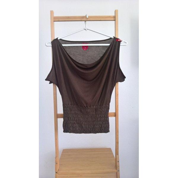 MISS SIXTY Braun Damen Top, Shirt, Größe: Small