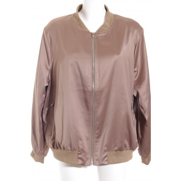 Missguided Blouson grüngrau Casual-Look