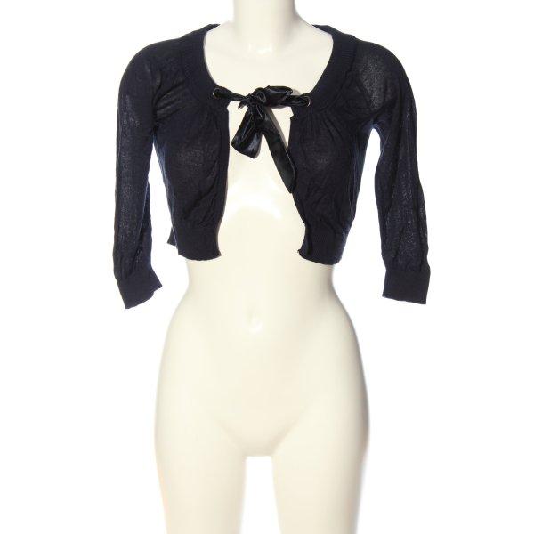 MNG Bolero schwarz Elegant