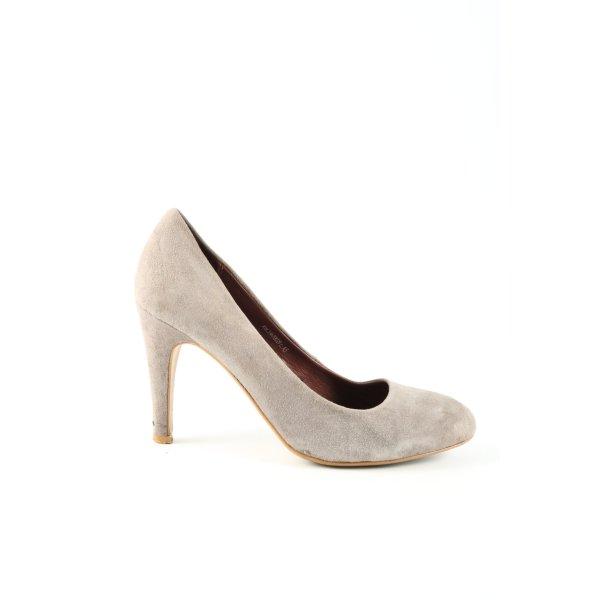 MNG High Heels hellgrau Casual-Look