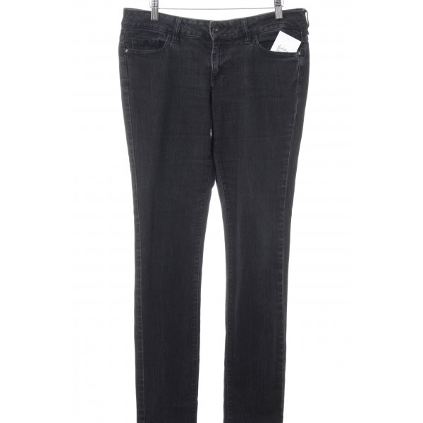 MNG Jeans Stretch Jeans dunkelgrau Casual-Look