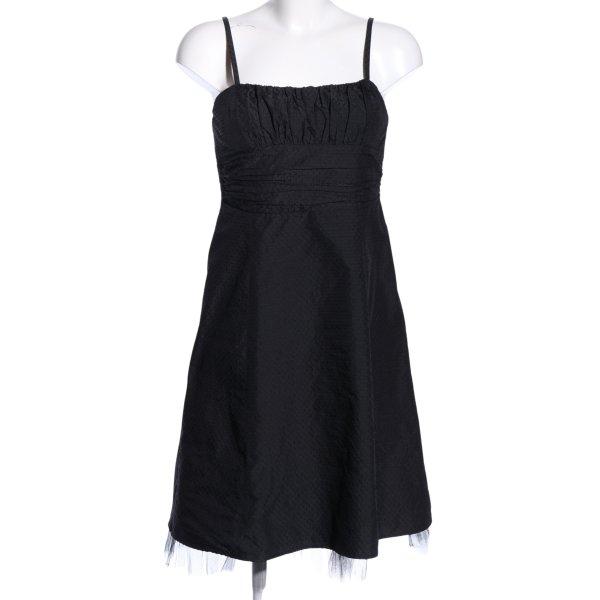 MNG SUIT Cocktailkleid schwarz Elegant