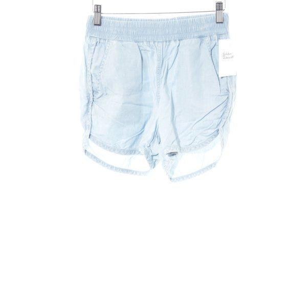 Modström Shorts himmelblau Casual-Look