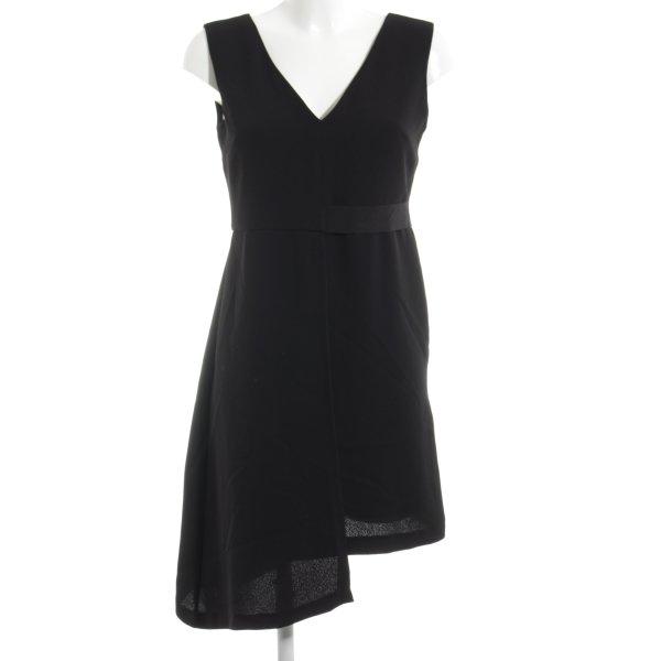 Mötivi Wickelkleid schwarz Elegant