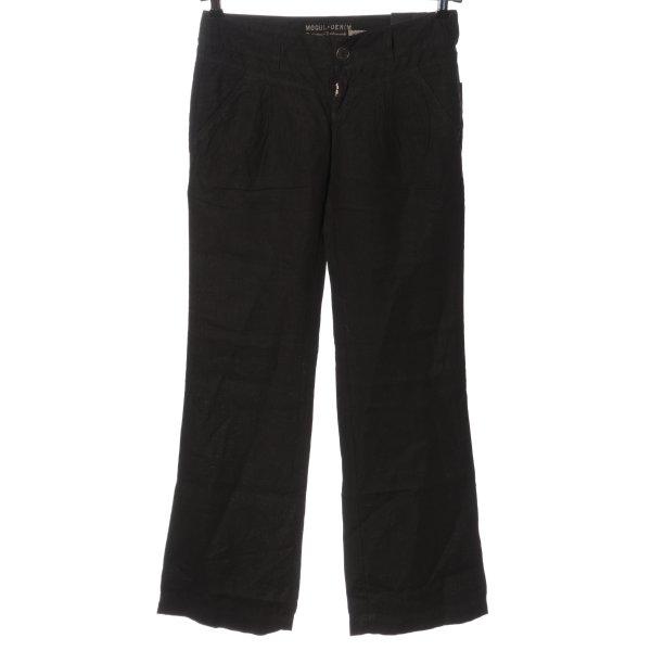Mogul Baggy Pants schwarz Casual-Look