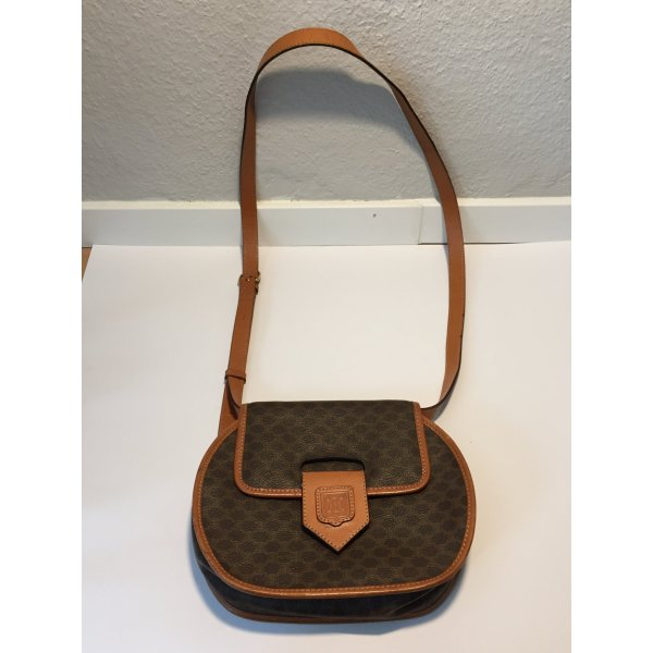 Monogram Crossbody Bag von Celine