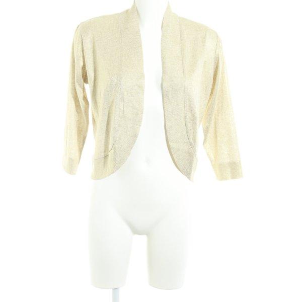 More & More Cardigan goldfarben Casual-Look