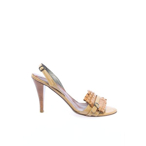 Moreschi High Heel Sandaletten