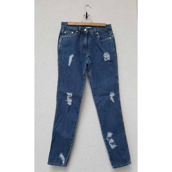 """Moschino """"Couture"""" Jeans Destroyed Look"""