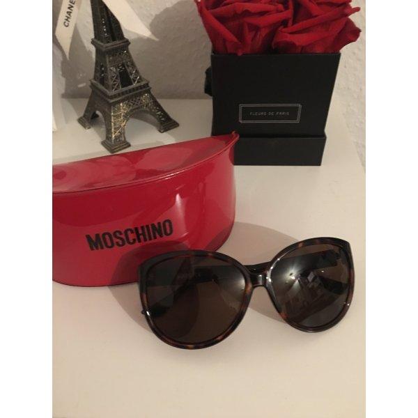 Moschino Sonnenbrille mit Brillenetui- neu