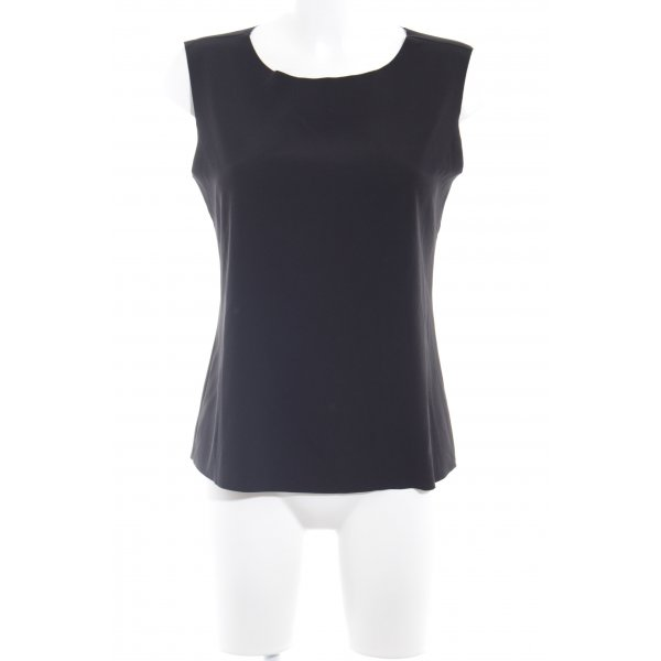 MTWTFSSWEEKDAY Cut Out Top black casual look