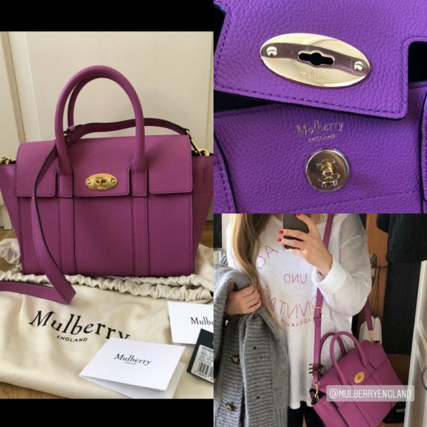 Mulberry Tasche Bayswater small