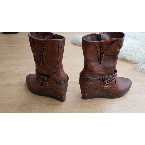 MUSTANG Damen  Combat Boots Gr.:41