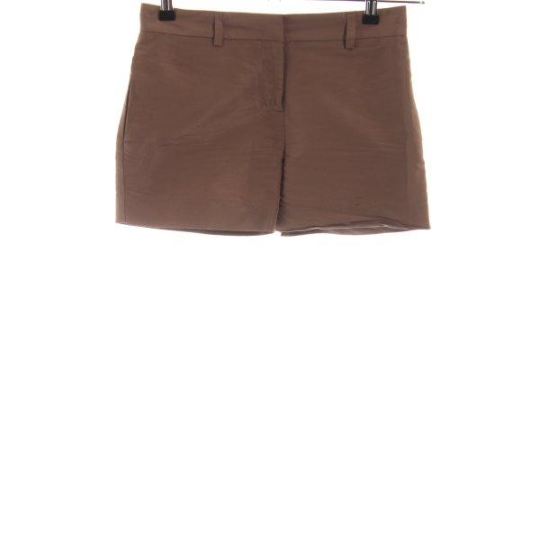 N°21 High-Waist-Shorts braun Casual-Look