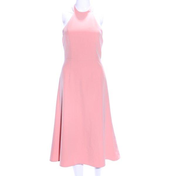 NBD Neckholderkleid pink Elegant