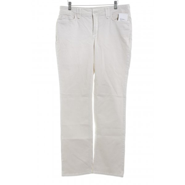 NBD Straight-Leg Jeans creme Casual-Look
