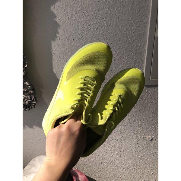 Neon Airmax Thea Sneaker Schuhe Cool Knallig