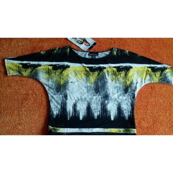 NEU Damen Shirt Sommer Fledermausärmel Gr.36 in Mehrfarbig